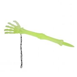 Рука на цепи (пластик)