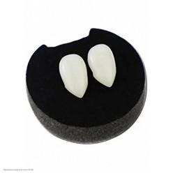 Клыки Вампира в футляре 13 мм (пластик)