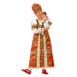 """Костюм детский """"Алёнушка"""" р.32, 122 см"""
