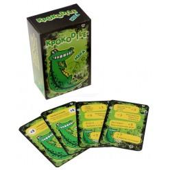 """Игра """"Крокодил"""" (108 карточек) 10+"""