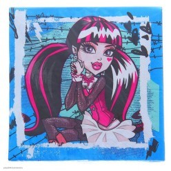 "Салфетки ""Monster High"" 33*33см 20шт"