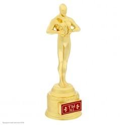 """Награда Оскар """"Ты № 1"""" 18,5*6,6*6см"""