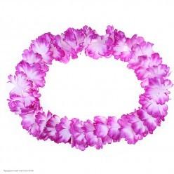 Венок/лея гавайский (фиолетовый)