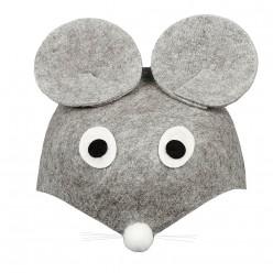 Шапочка Мышка (фетр)
