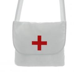 Сумка Медсестры 27*18см белая