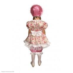"""Костюм детский """"Кукла в шляпке"""" р.30, 122 см"""
