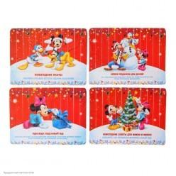 Мини-набор для Нового года с Микки и Минни