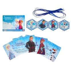 """Мини-набор для Нового года """"Зимнее приключение"""" Хол.сердце"""