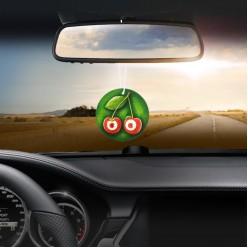 """Ароматизатор в авто Безумные фрукты """"Вишня"""""""