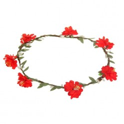 "Венок на голову цветочный ""Фларион"""