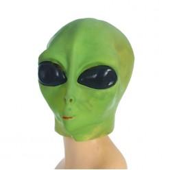 Маска Инопланетянин (латекс)