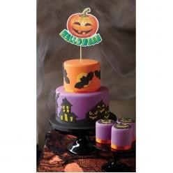 """Топпер в торт/на стол """"Halloween"""" Тыква"""
