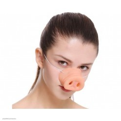 Нос Свиньи (латекс)