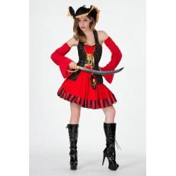 """Костюм взрослый """"Пиратка-разбойница"""" +"""