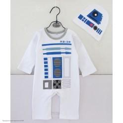 """Костюм детский """"Дроид R2-D2"""" 74-80 см"""