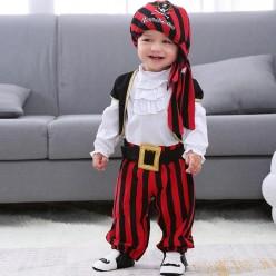 "Костюм детский Мини ""Пиратик"" 74-80 см"