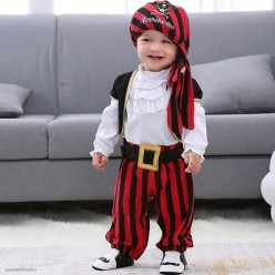 "Костюм детский ""Мини Пиратик"" 58-66 см"