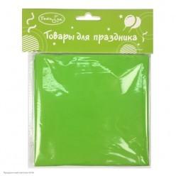Скатерть зелёная 121*183см (клеёнка)