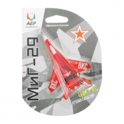 "Ароматизатор для авто ""Самолёт МиГ-29"" цитрус"