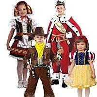 Карнавальные костюмы детск